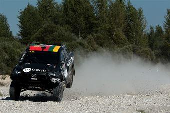 Benediktas Vanagas, Felipe Palmiero, Toyota Hilux T1 #205, CAMPIONATO ITALIANO CROSS COUNTRY E SSV