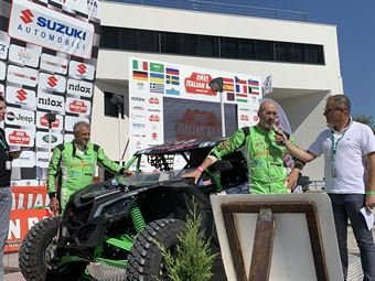, CAMPIONATO ITALIANO CROSS COUNTRY E SSV