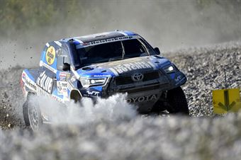 Erik Van Loon, Sebastien Delaunay,  Toyota Hilux T1 #204, CAMPIONATO ITALIANO CROSS COUNTRY E SSV