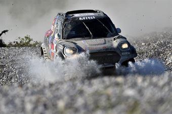 Krizysztof Holowczyc , Lukasz Kurzeja Mini John Cooper Works Rally T1 #202, CAMPIONATO ITALIANO CROSS COUNTRY E SSV