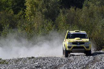 Lorenzo Codecà, Mauro Toffoli, Suzuki Gran Vitara T1 #209 , CAMPIONATO ITALIANO CROSS COUNTRY E SSV