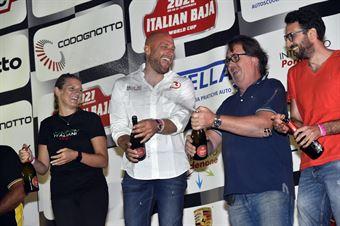 Podio, CAMPIONATO ITALIANO CROSS COUNTRY E SSV
