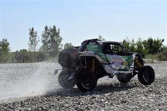 Abdullah Alsaif Saleh, Shubin Kirill, Brp Can Am Maverick T4 #400, CAMPIONATO ITALIANO CROSS COUNTRY E SSV