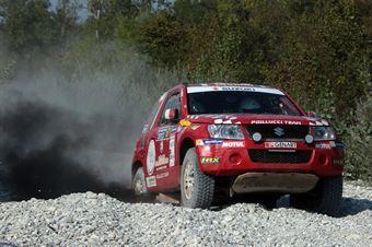 Andrea Luchini, Piero Bosco, Suzuki New Gran Vitara T2 #601 , CAMPIONATO ITALIANO CROSS COUNTRY E SSV