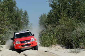 Mauro Cantarello, Francesco Facile, Suzuki New Gran Vitara T2 #603, CAMPIONATO ITALIANO CROSS COUNTRY E SSV