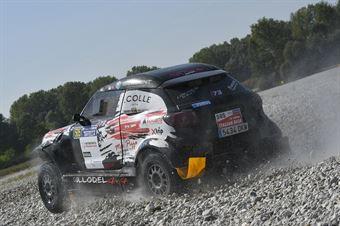 Nicola Collodel, Alberto Marcon, Mini Man T1 #505, CAMPIONATO ITALIANO CROSS COUNTRY E SSV