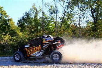 Trebitsch Miklos   Trebitsch Sandor, Sxs X3 #555, CAMPIONATO ITALIANO CROSS COUNTRY E SSV
