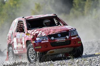 Andrea Luchini, Piero Bosco, Suzuki New Gran Vitara T2 #601, CAMPIONATO ITALIANO CROSS COUNTRY E SSV