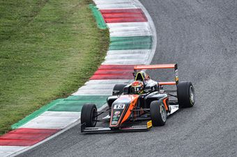 Dufek Joshua, Tatuus F.4 T014 Abarth #13, Van Amersfoort Racing , ITALIAN F.4 CHAMPIONSHIP POWERED BY ABARTH