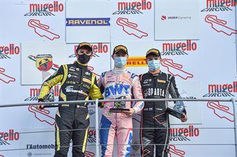 Durksen Joshua, Tatuus F.4 T014 Abarth #10, Muecke Motorsport, ITALIAN F.4 CHAMPIONSHIP POWERED BY ABARTH