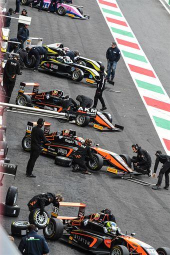Qualifying, ITALIAN F.4 CHAMPIONSHIP POWERED BY ABARTH