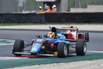 Ramos Reynoso Santiago, Tatuus F.4 T014 Abarth #68, Jenzer Motorsport, ITALIAN F.4 CHAMPIONSHIP POWERED BY ABARTH