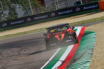 Azcona Troyas Mikel, Cupra Leon Competicion #69, Victory Asserto SL, TCR ITALY TOURING CAR CHAMPIONSHIP