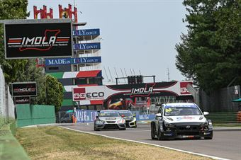 Brusa Cesare, Hyundai i30 N TCR #56, Target, TCR ITALY TOURING CAR CHAMPIONSHIP