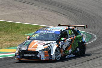 Carminati Ettore, Hyundai i30 N TCR #47 , TCR ITALY TOURING CAR CHAMPIONSHIP