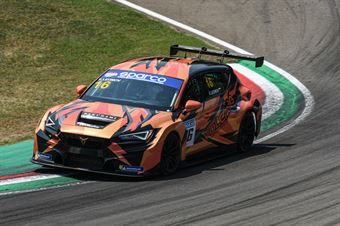 Leonov Evgenii, Cupra TCR SEQ #16, Victory Asserto SL , TCR ITALY TOURING CAR CHAMPIONSHIP