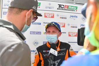 Leonov Evgenii, Cupra TCR SEQ #16, Victory Asserto SL, TCR ITALY TOURING CAR CHAMPIONSHIP
