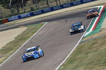 Romagnoli Riccardo, Cupra Leon TCR #33, Pro Team Race Rrls, TCR ITALY TOURING CAR CHAMPIONSHIP