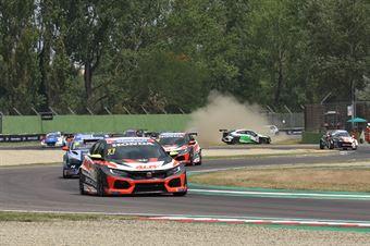Ruben Volt, Honda Civic FK7 H70  #27, ALM Motorsport, TCR ITALY TOURING CAR CHAMPIONSHIP