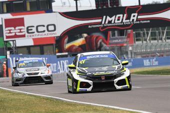 Ryba Martin, Honda Civic FK7 H70 #17, MM Motorsport, TCR ITALY TOURING CAR CHAMPIONSHIP