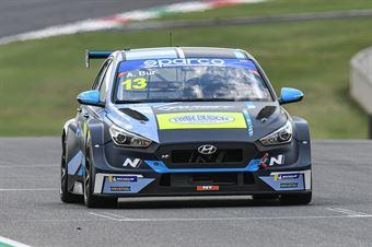 Buri Antii, Hyundai i30 N TCR #13, Target, TCR ITALY TOURING CAR CHAMPIONSHIP