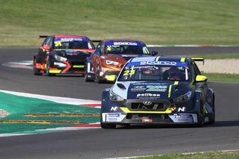 Antonello Fabio, Hyundai i30 N TCR  #23, Target, TCR ITALY TOURING CAR CHAMPIONSHIP