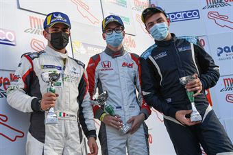 Podium race 2 TCR Italy Michelin, TCR ITALY TOURING CAR CHAMPIONSHIP