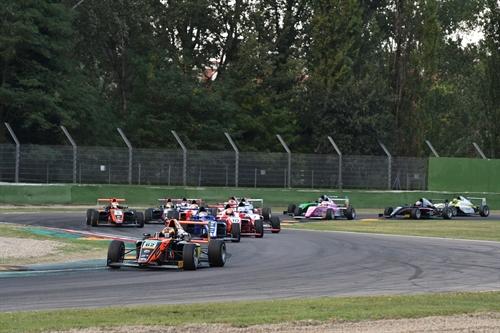 Calendario Formula E 2020 2020.Italian F 4 Championship Powered By Abarth Ufficializzato
